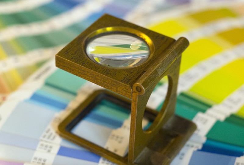 Datenprüfung für Flyer, Vistenkarten, Broschüren