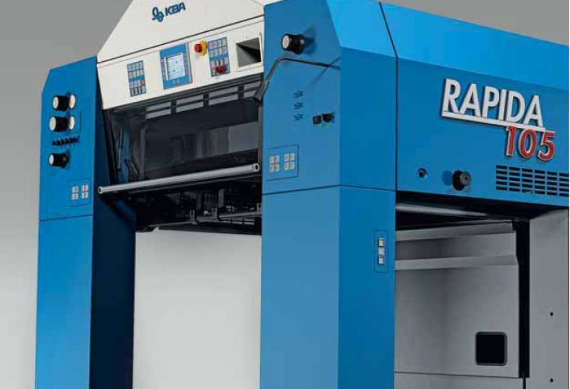 Koenig & Bauer Rapida 105